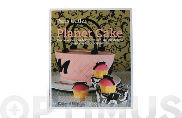 Libro planet cake paris cutler