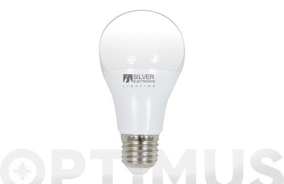 Bombilla led estandar 10w e27 luz calida (3000k)