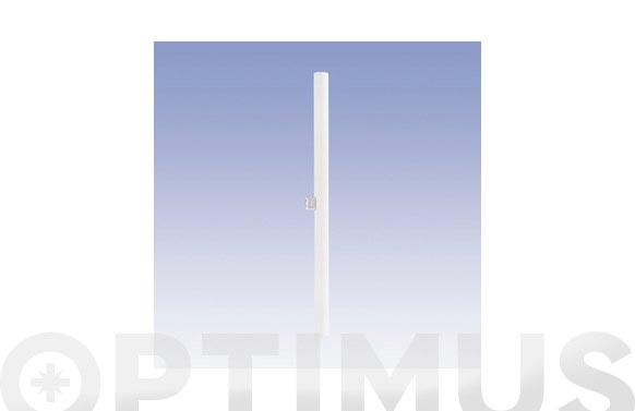 Lampara linestra led 1c 30x300 5w luz calida (2700k)