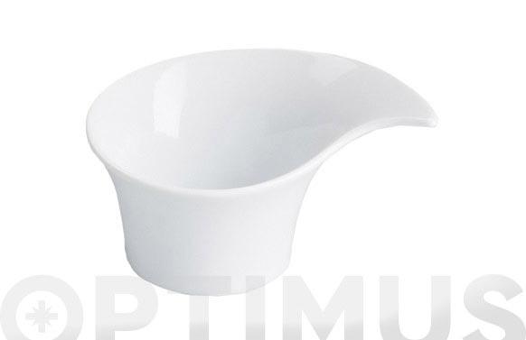Bol porcelanal pico 5cl-9,5x4cm