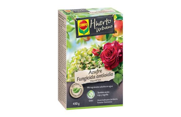 Fungicida azufre antioidio 450 gr