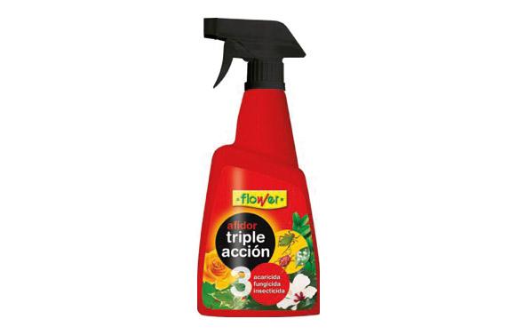 Insecticida afidor triple accion 500 ml