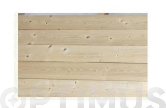 Suelo caseta madera 16mm latina 9653885