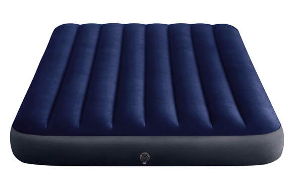 Colchon-cama hinchable classic doble 137 x 191 x 25 cm