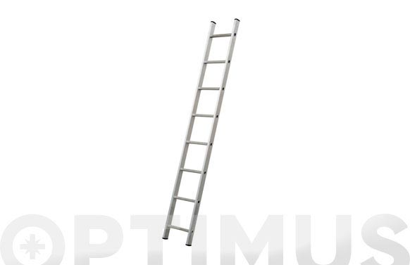 Escalera aluminio profesional fija 10 peld
