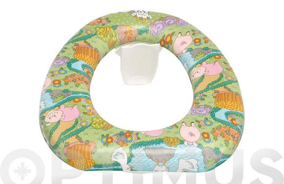 Asiento reductor infantil wc