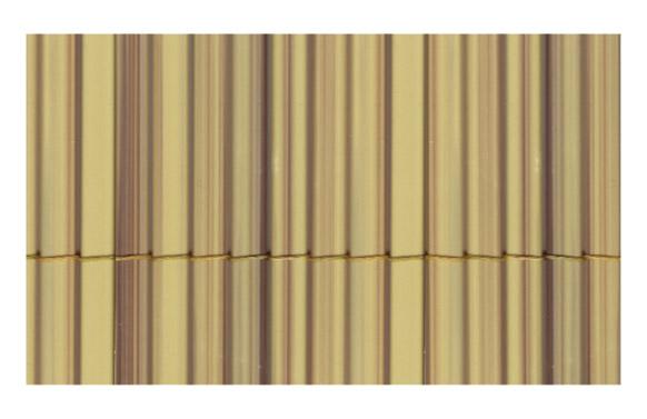 Cañizo sintetico caña fina y entera bambu 1,5 x 5 mt