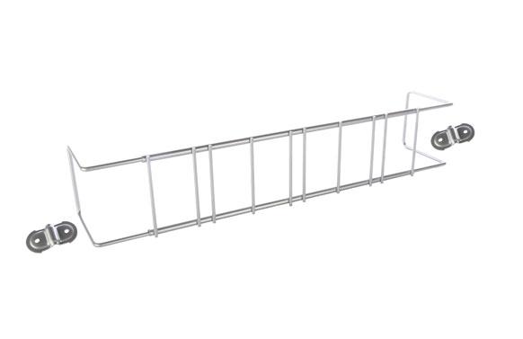 Baranda ventana extensible 100-140 cm