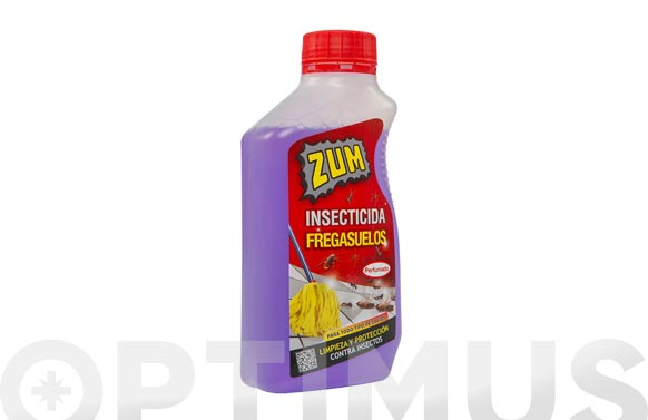 Insecticida fregasuelos concentrado 500 l