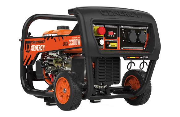 Generador 3300 w jaca