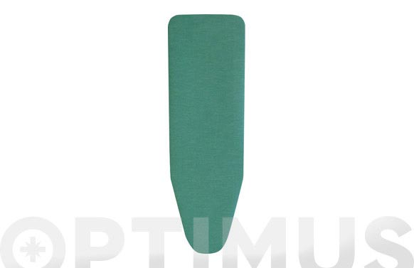 Funda mesa planchar natural verde 140 x 55 cm