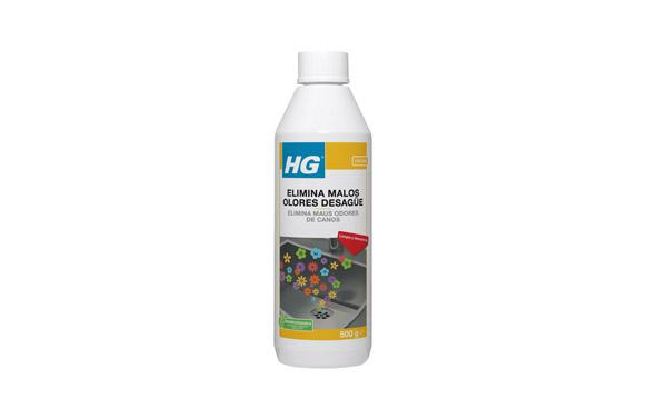 Eliminador olores desagüe y fosas 500 ml