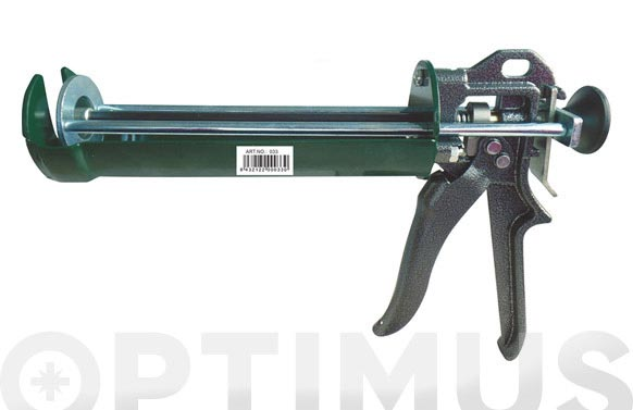 Pistola taco quimico 25:1 380/410 ml