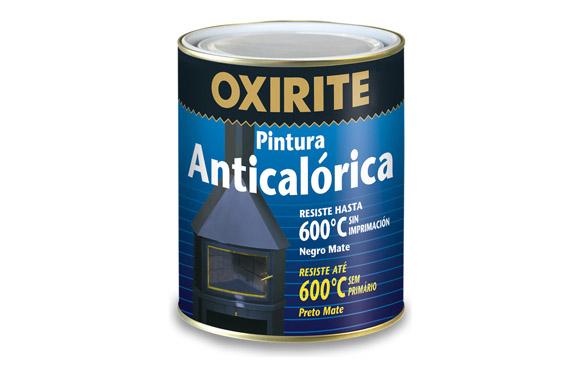 Pintura anticalorica 375 ml negro