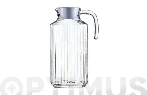Jarra agua quadro 1,7 l