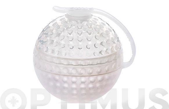 Cubitera individual ice block esfera golf