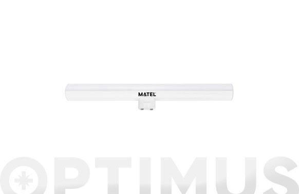 Linestra led 1 polo 50 cm 8 w luz calida