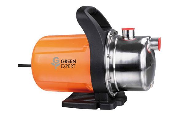 Bomba superficie aguas limpias 1100 w inox 4600 l/h