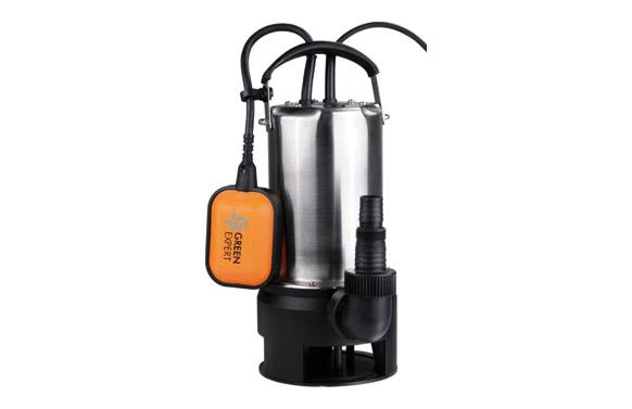Bomba sumergible aguas sucias inox 900 w 13.500 l/h