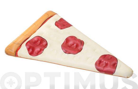 Flotador - colchoneta pizza 153 cm