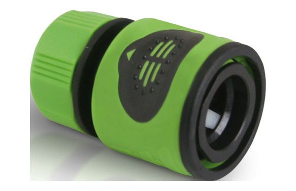 Conector enlace rapido 15 mm bicomponente