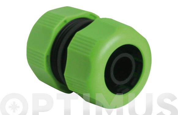Reparador de manguera 19 mm. 1/2   plastico