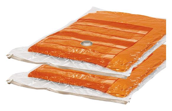 Bolsa ropa al vacio set 2u ordinett large 55 x 85 cm