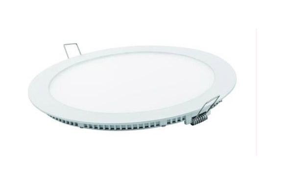 Downlight led empotrar blanco redondo 18 w 1700 lm neutra (4000k)