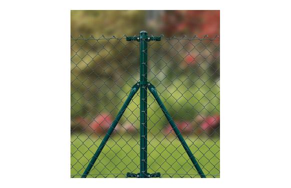 Conjunto refuerzo plastificado verde 1/1,25 m
