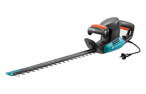 Cortasetos electrico 420 w, espada: 450 mm easycut