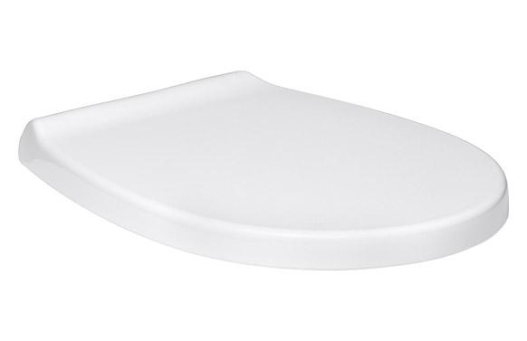 Tapa wc optima amortiguada blanca 36 x 47