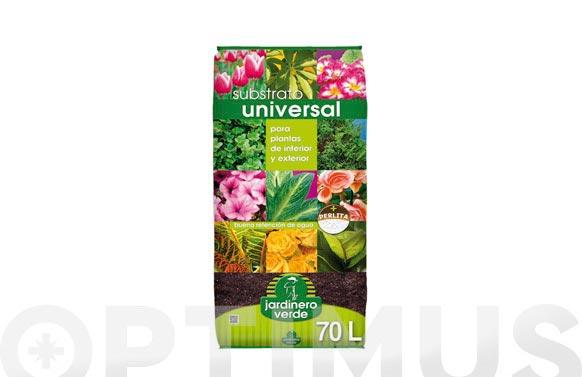 Substrato universal con perlita 70 l