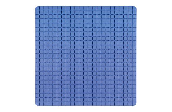 Antideslizante bañera quadro azul 54 x 54 cm
