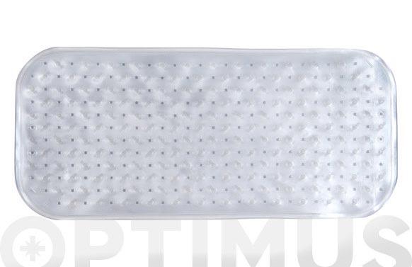 Antideslizante bañera class cristal 36 x 65 cm