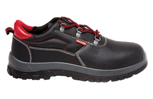 Zapato piel hidrofugada s3 t 36