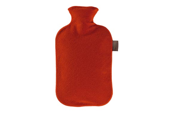 Bolsa agua caliente 2 lt polar inolora roja