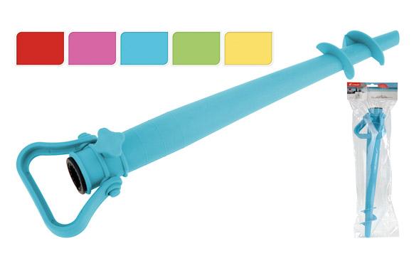 Pincho base sombrilla plastico ø 30 mm
