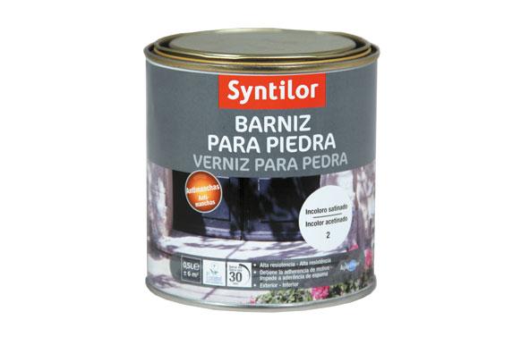 Barniz para piedra incoloro 500 ml satinado