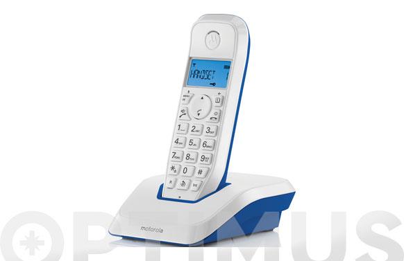 Telefono inalambrico s12 s12 azul