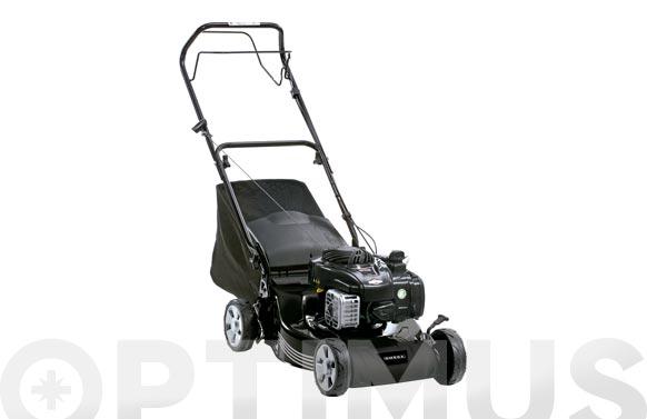 Cortacesped gasolina 140 cc motor b+s ca (autopropulsado) corte: 46 cm