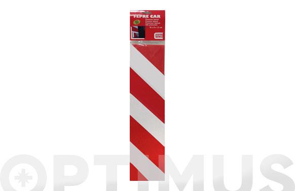 Protector de parking lateral 36 x 8 x 1,5 cm