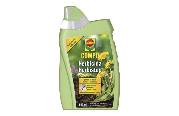 Herbicida malas hierbas ecologico 'herbistop' 500 ml