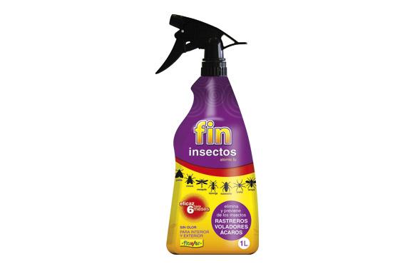 Insecticida fin insectos 1 l
