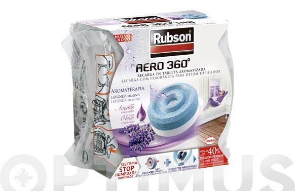 Recarga deshumidificador aero lavanda