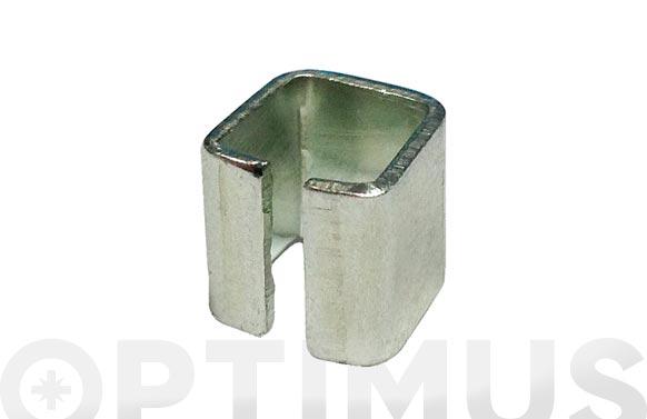 Reductor cuadradillo 4 uds 8-6 mm