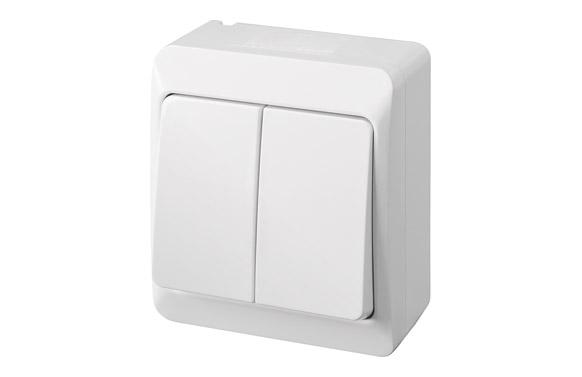 Doble interruptor estanco pool 54 10a 250v