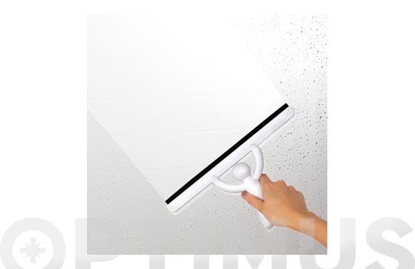 Limpiamamparas buddy white 26,7 cm blanco