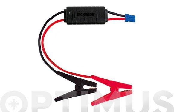 Cable de conexion con pinzas para el arrancador ref. 9682619