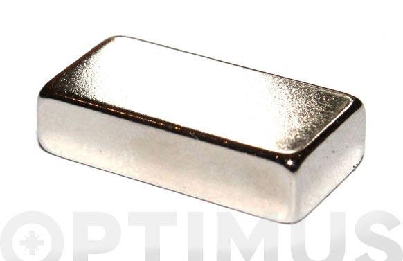 Iman neodimio rectangular 6 uds 28 x 11 x 1.5 mm