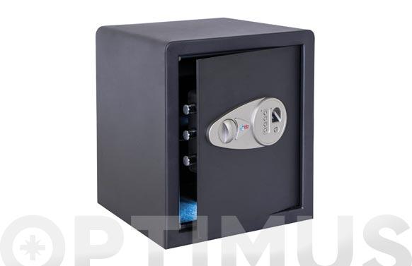 Caja fuerte superficie biometrica tecna-410
